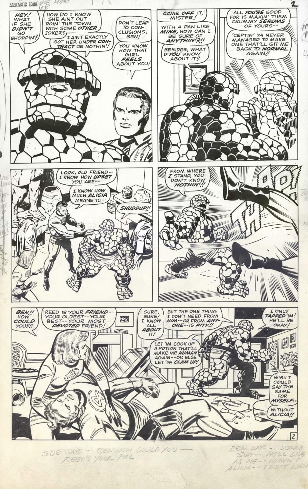 Fantastic Four 61-67