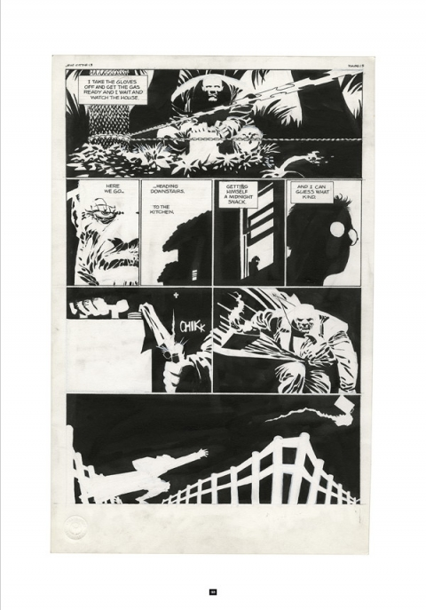 Frank Miller's Sin City The Hard Goodbye Preview 6