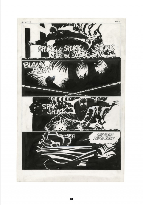 Frank Miller's Sin City The Hard Goodbye Preview 8