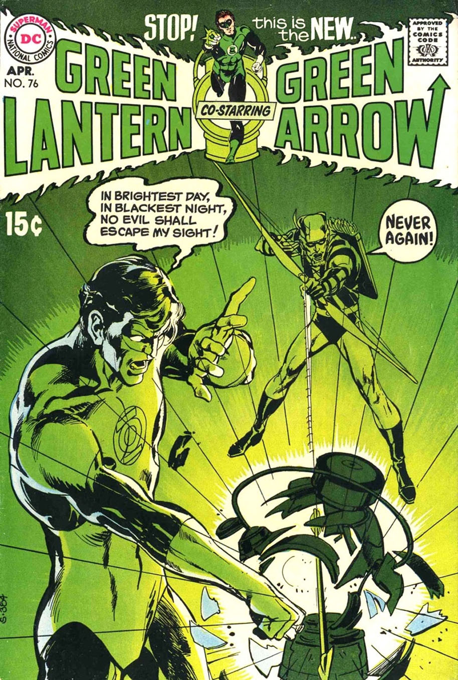 Overvalued Overstreet | Green Lantern 76, April 1970