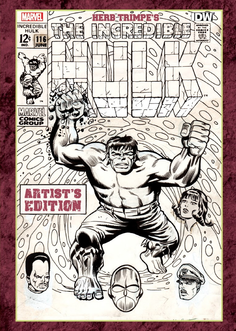 Review | Herb Trimpe's The Incredible Hulk Artist's Edition