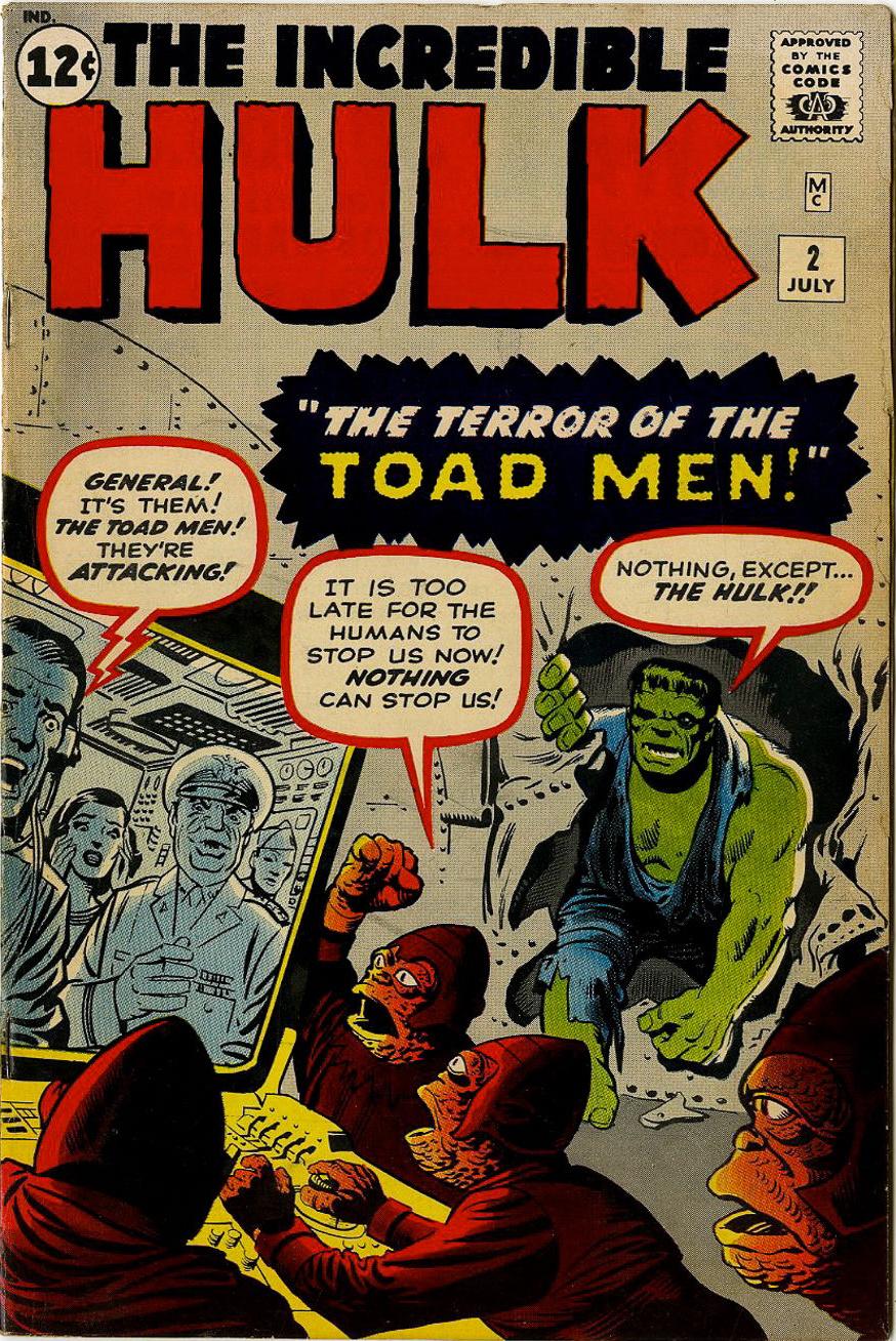 The Incredible Hulk 2