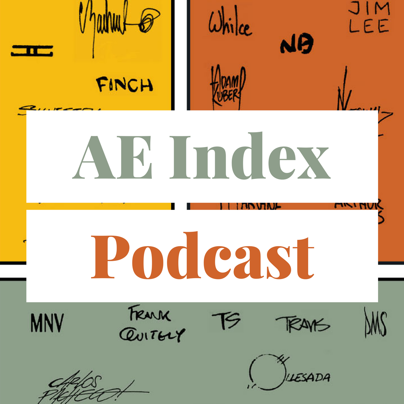 Artist's Edition Index Podcast Episode 6