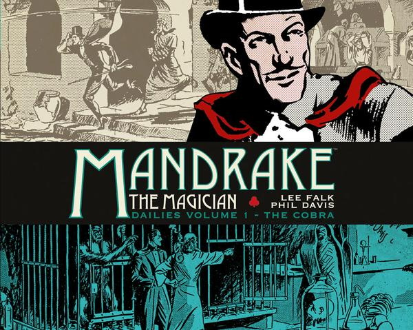 Review | Mandrake The Magician, The Dailies Volume 1: The Cobra