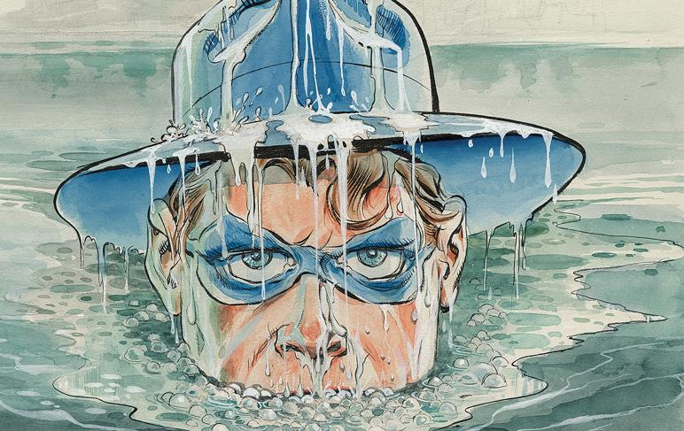 Review | Will Eisner The Centennial Celebration, 1917-2017