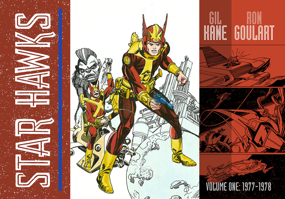 Review | Star Hawks Volume One: 1977-1978