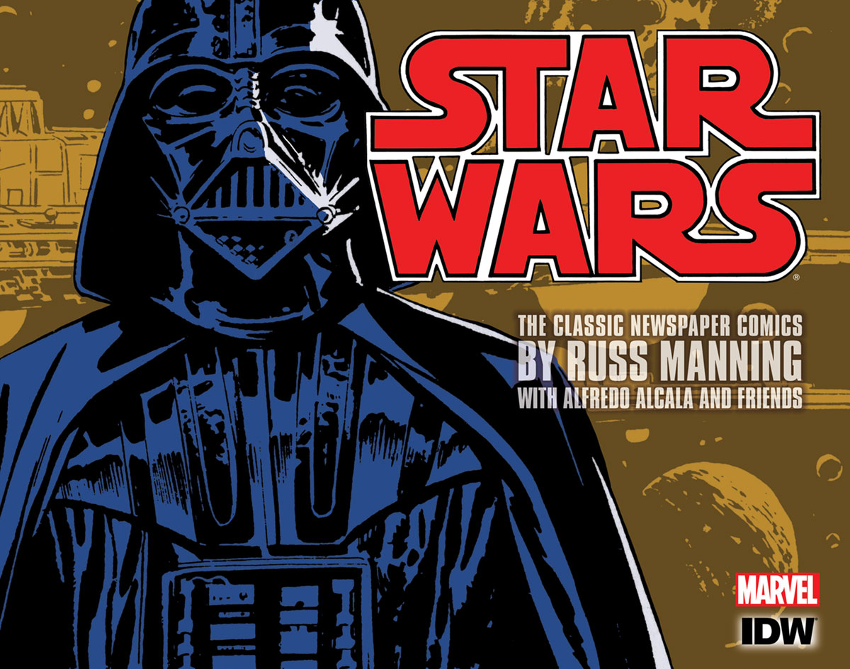 Review | Star Wars: The Complete Classic Newspaper Comics Vol 1