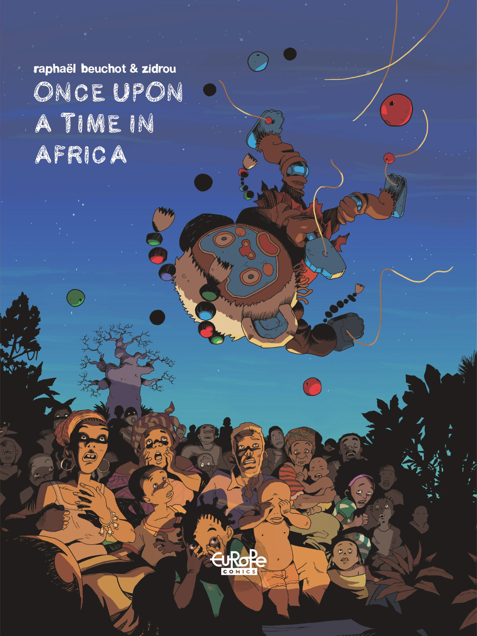 Review | Once Upon A Time In Africa