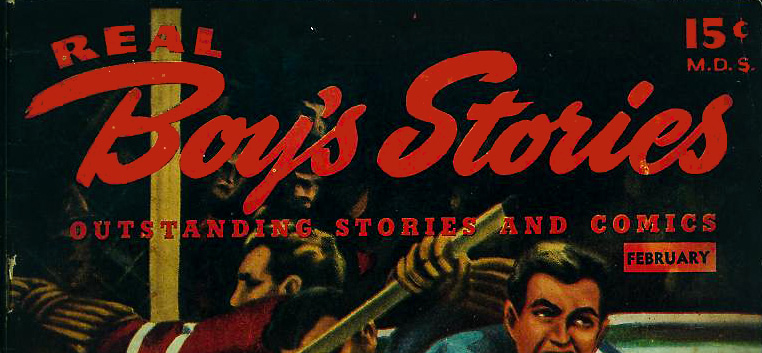 Real Boy's Stories