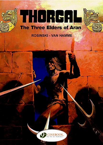 Review | Thorgal: The Three Elders of Aran