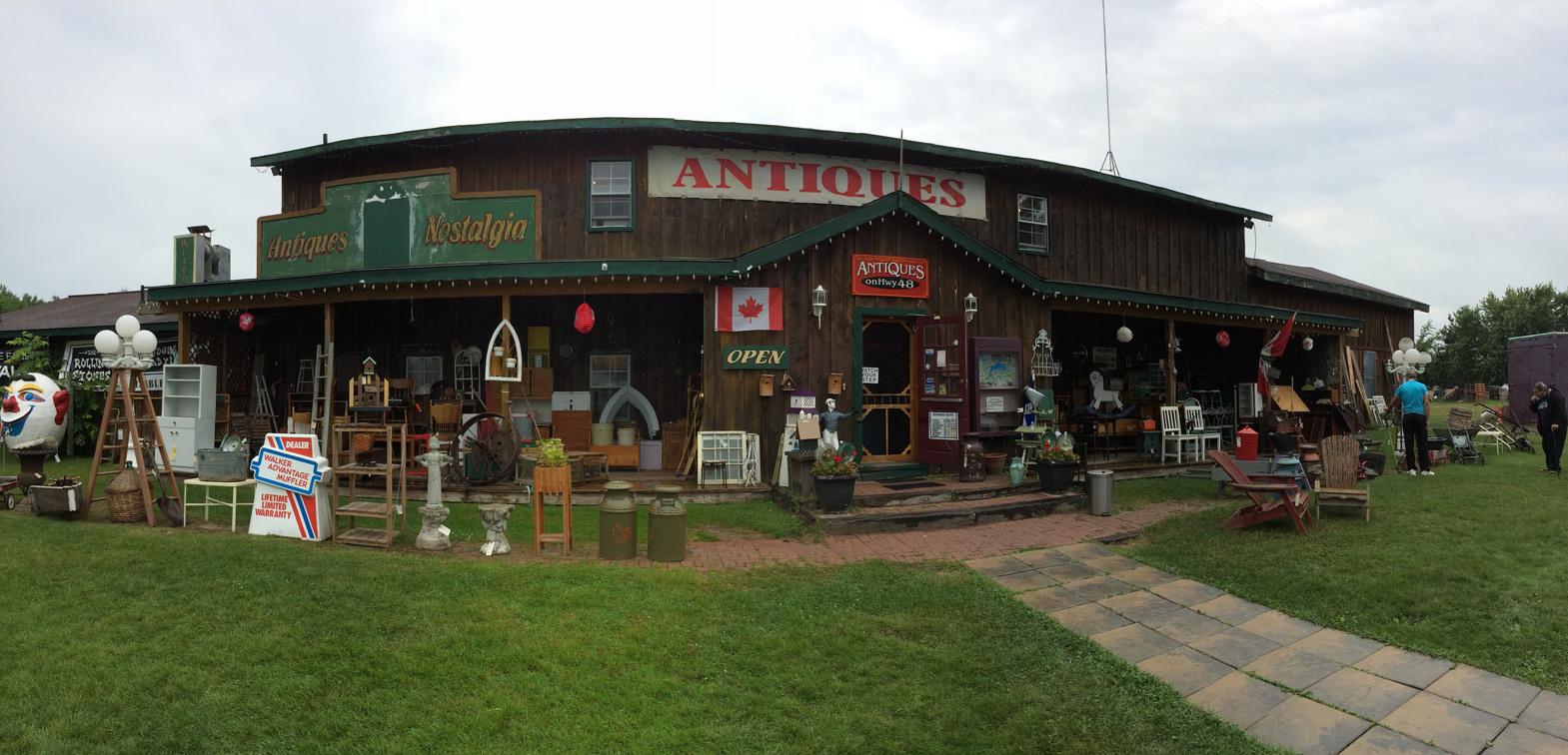 Antique Markets