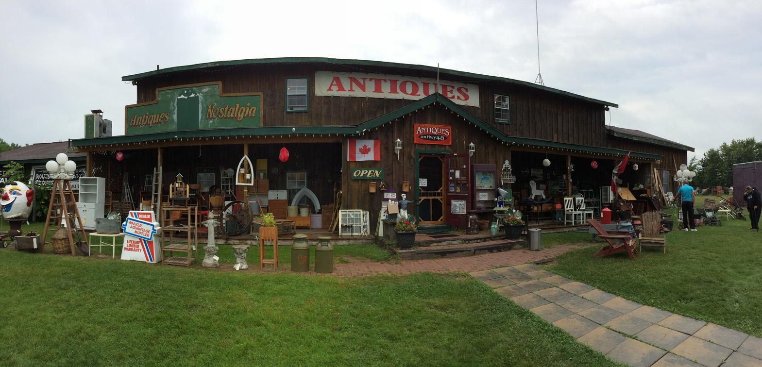 Antique Markets
