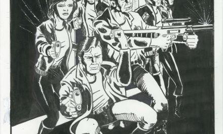Introducing My Original Graphic Novel: SPLASHDOWN