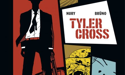 Tyler Cross V.1: Black Rock