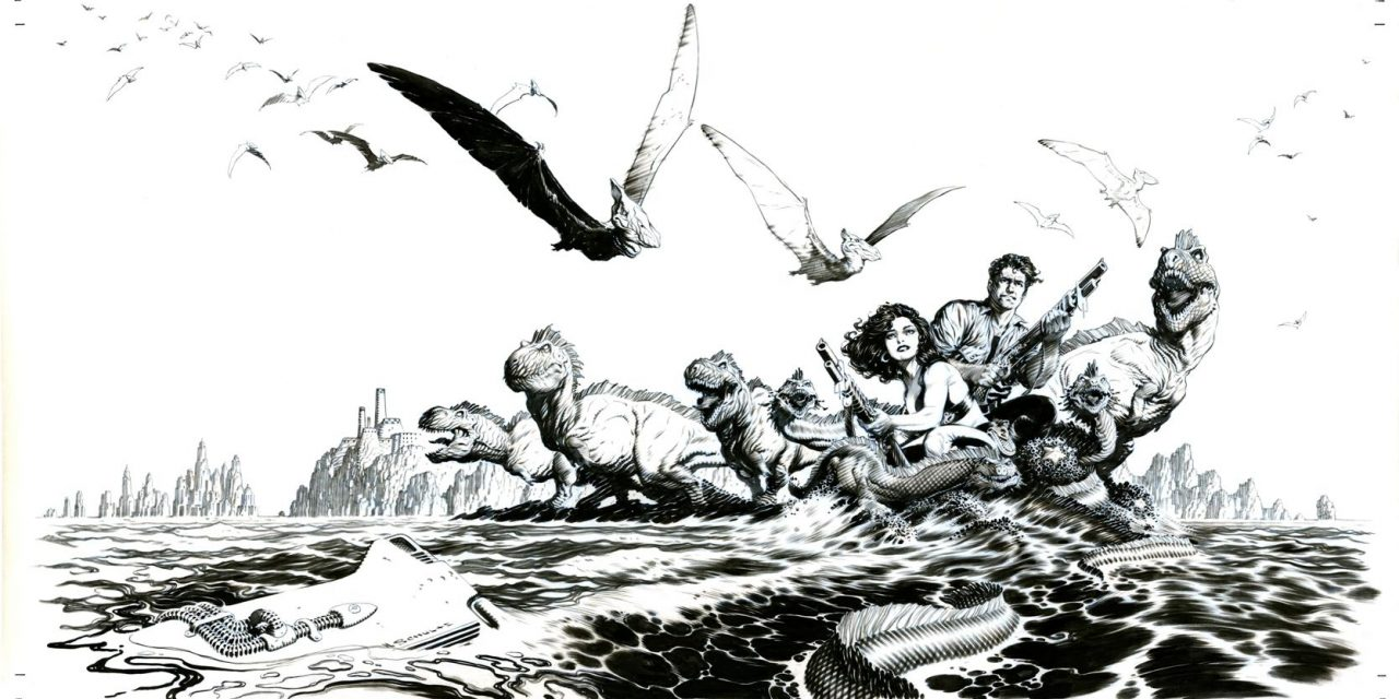 The Worlds of Mark Schultz