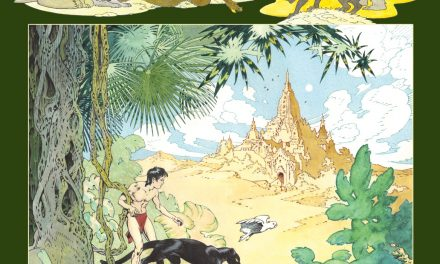 Review | P. Craig Russell's Jungle Book And Other Stories Fine Art Edition