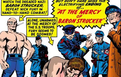 The First Six: Sgt. Fury #1-6