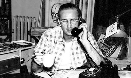 Steve Ditko at 90!