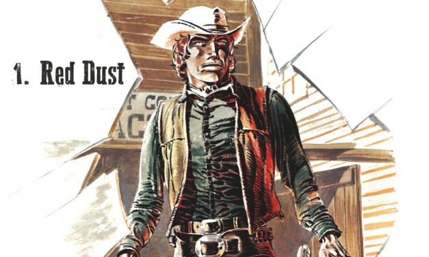 Review   Comanche V.1: Red Dust