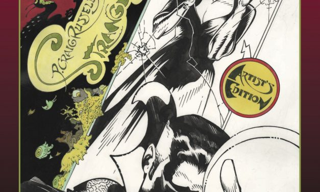 Review   P. Craig Russell's Strange Dreams Artist's Edition