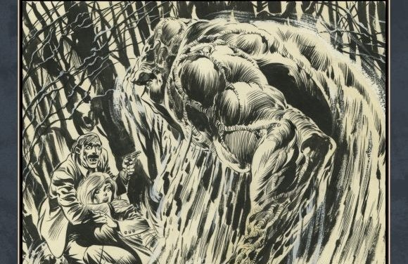 Review | Bernie Wrightson Artifact Edition
