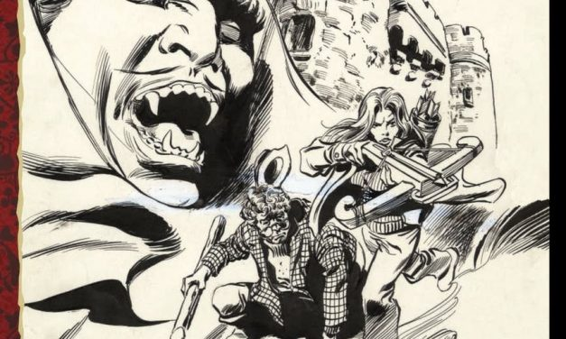 Review   Gene Colan's Tomb Of Dracula Artist's Edition