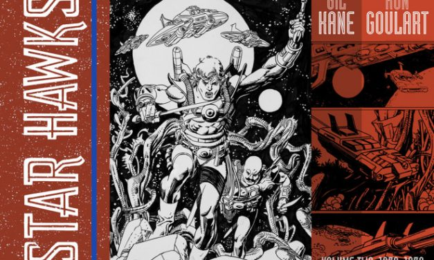 Review | Star Hawks Volume Two: 1978-1979