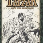Review | Joe Kubert's Tarzan and the Lion Man Artist's Edition