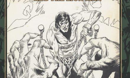 Review | Joe Kubert's Tarzan and the Lion Man Artist's Edition