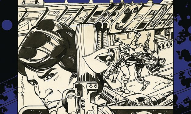 Review | Walter Simonson's Battlestar Galactica Art Edition