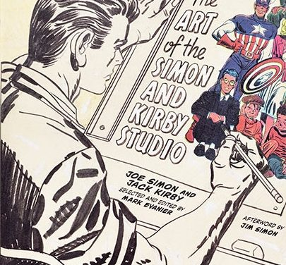 Review | The Art of the Simon And Kirby Studio