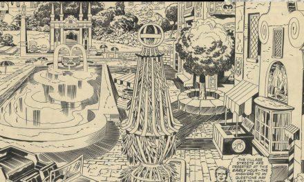 Review   The Prisoner – Original Art Edition