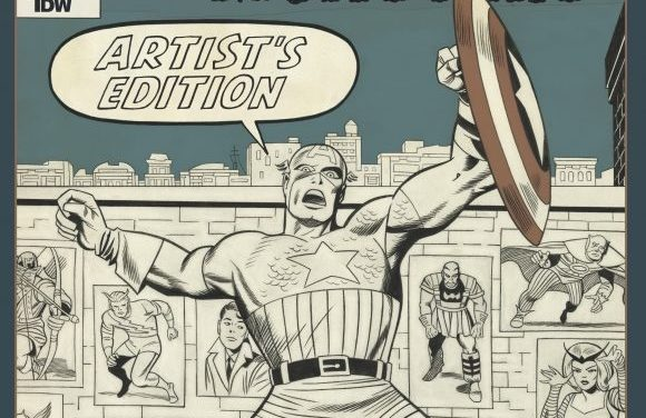 Review | Jack Kirby's Marvel Heroes And Monsters Artist's Edition