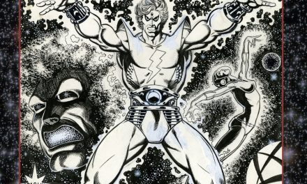Review | Jim Starlin's Marvel Cosmic Artifact Edition