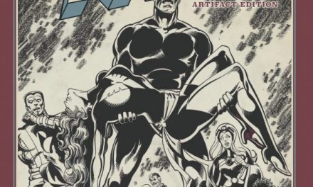 Review | John Byrne's X-Men Artifact Edition