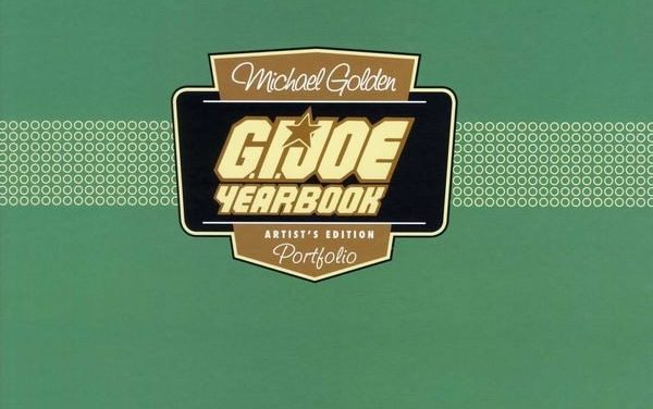 Review | Michael Golden's G.I. Joe Yearbook: Artist's Edition Portfolio