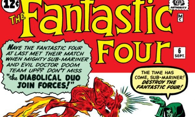 Fantastic Four #1-67 & the First Six