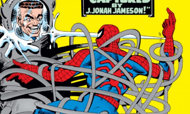 J. Jonah Jameson vs Spider-Man