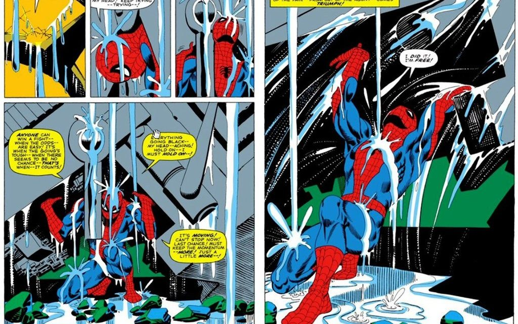 Ditko or Romita Spider-Man?