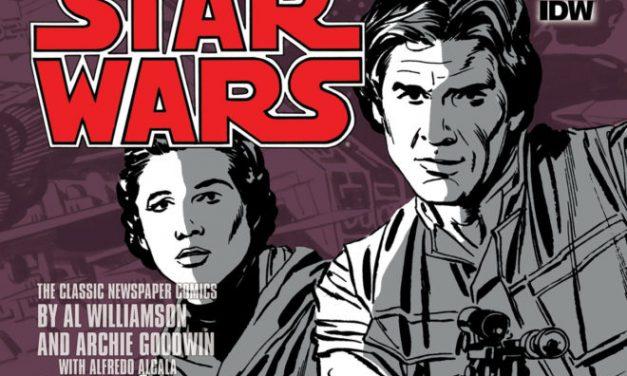 Review | Star Wars The Classic Newspaper Comics Vol 2