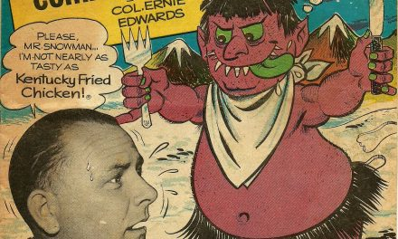 Canadian Silver Age Collecting Strains & The Utility of Ownership