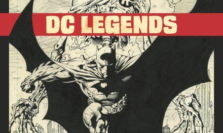 Review   Jim Lee DC Legends Artifact Edition