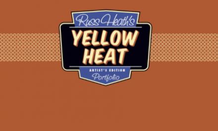 Review | Russ Heath's Yellow Heat Artist's Edition Portfolio