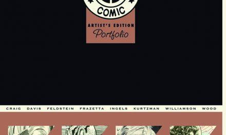 Review | EC Covers Portfolio Artist's Edition