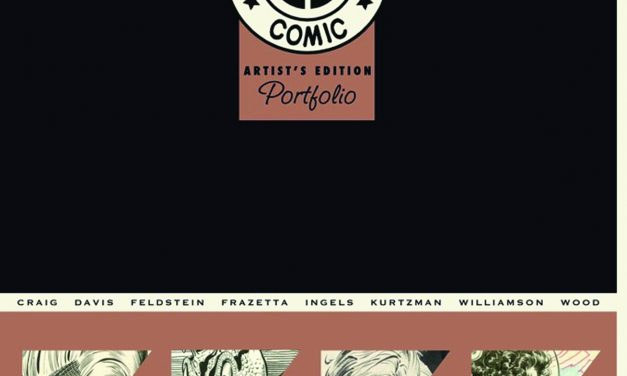 Review | EC Covers Portfolio Artist's Edition