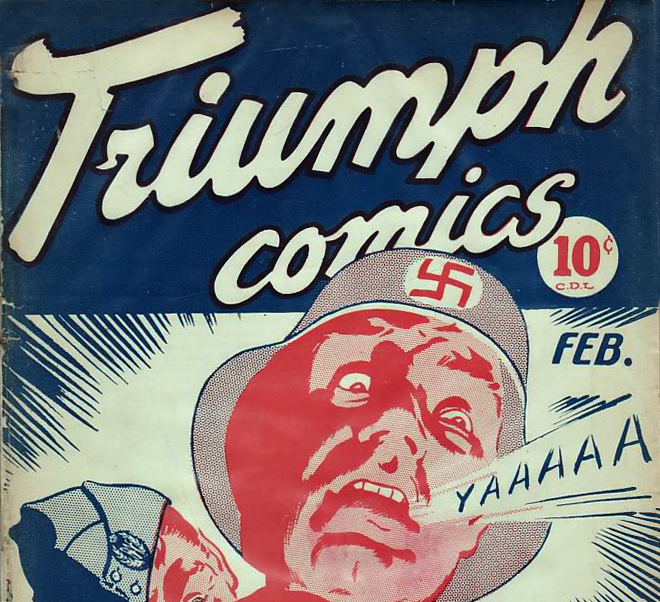 Triumph-Adventure Comics