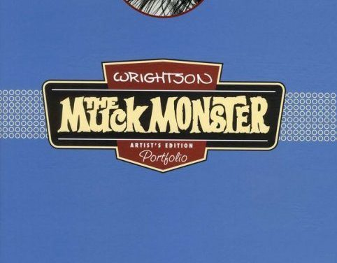 Review | Bernie Wrightson's The Muck Monster: Artist's Edition Portfolio