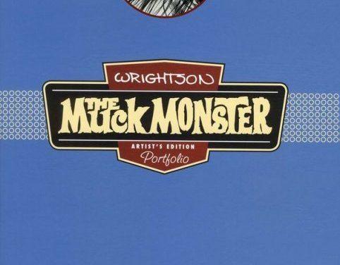 Review | Bernie Wrightson's The Muck Monster: Artist's Edition Portfolio