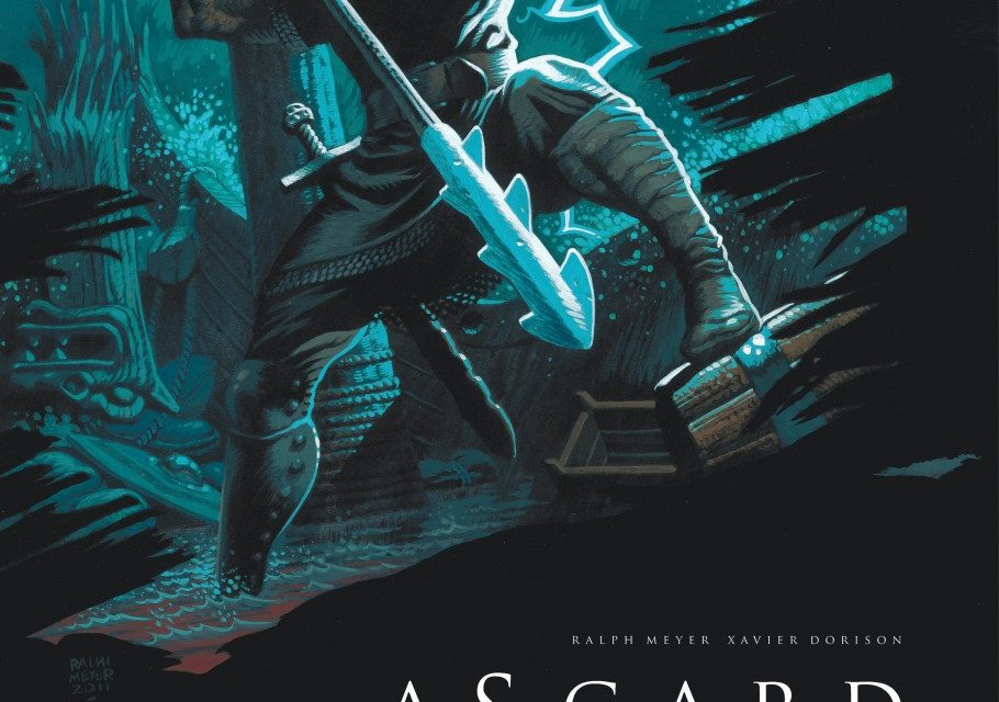 Review | Asgard Book 1: Ironfoot