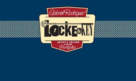 Review | Gabriel Rodriguez' Locke & Key Artist's Edition Covers Portfolio